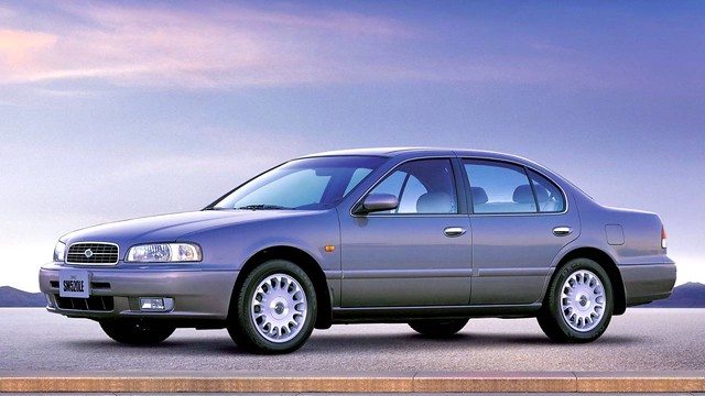 Samsung SM5 series was just a rebadged Nissan Maxima/Cefiro A32