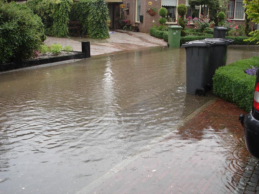 Wateroverlast: hoe kijk u hier tegen aan?