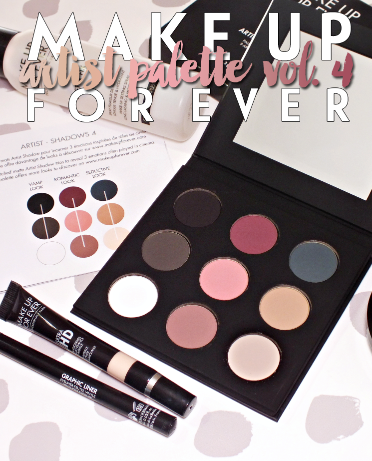 make up for ever artist palette 4 mattes (6)