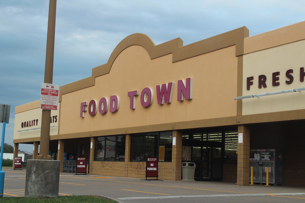 Food Lion  U2013 Houston Historic Retail