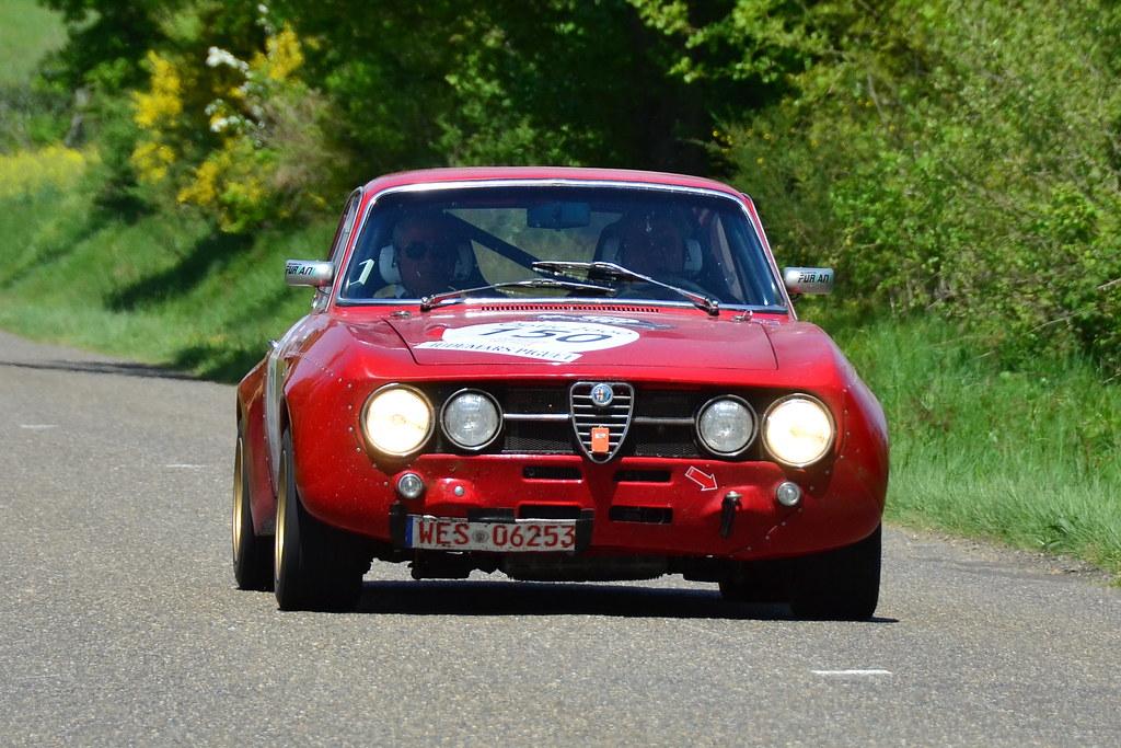 150 Alfa Romeo 1750 Gtam 1969 J 246 Rg Richard Lemberg E
