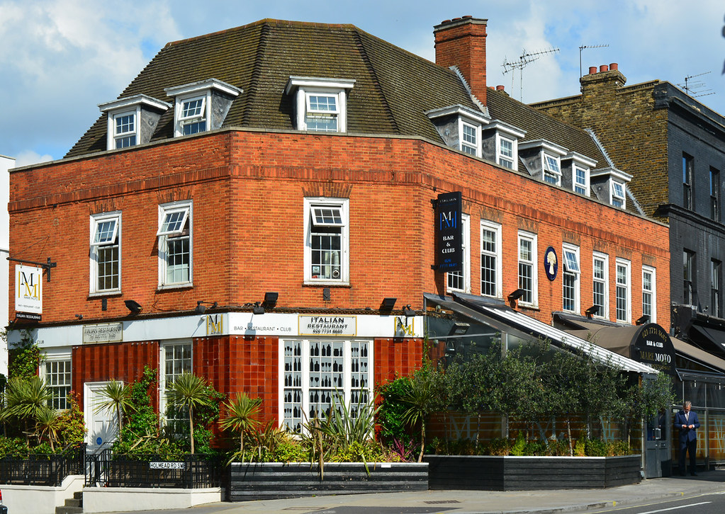 Listed Buildings In Hammersmith And Fulham