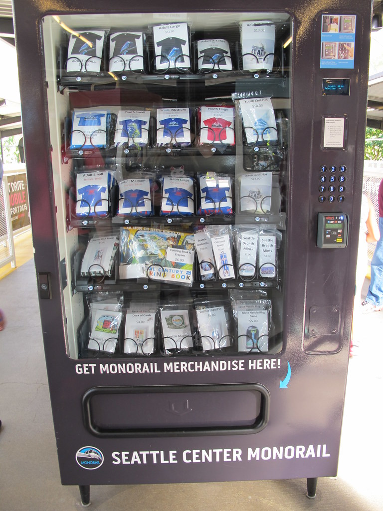 seattle vending machine