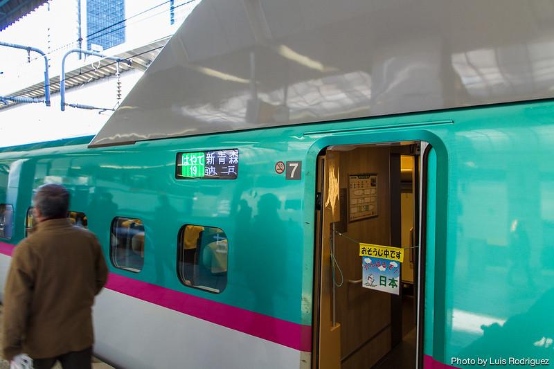 Shinkansen Series E5-45