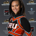 Pandy Duplessis, WolfPack Cheerleading Team