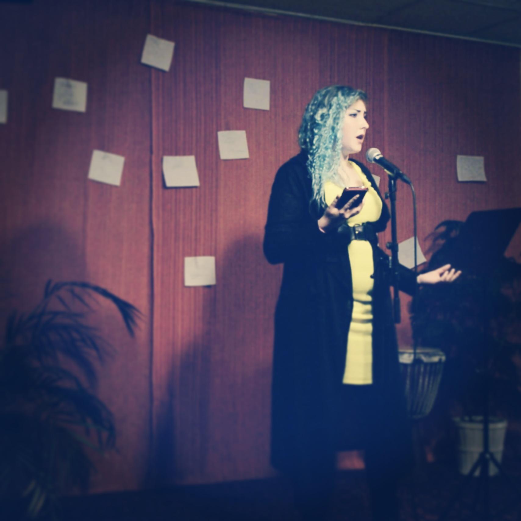rosanna bokkalaset poetry slam