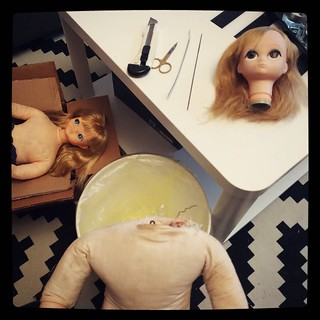 Shots like this give all doll enthusiasts a bad name.. for #365days project, 349/365