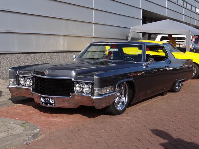 1969 Cadillac Coupe DeVille Custom