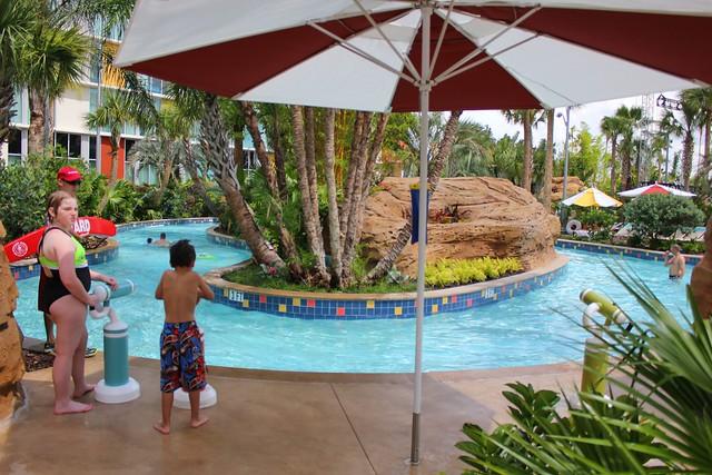 Cabana Bay Beach Resort lazy river at Universal Orlando | Flickr ...