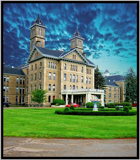 Warren Pa State Hospital AKA Asylum Of