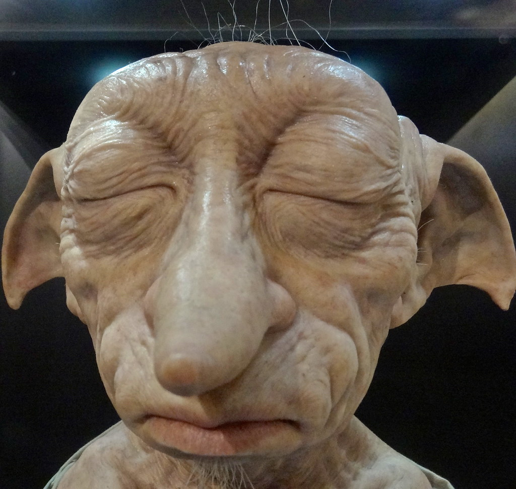 Dobby The House Elf The Making Of Harry Potter Warner B