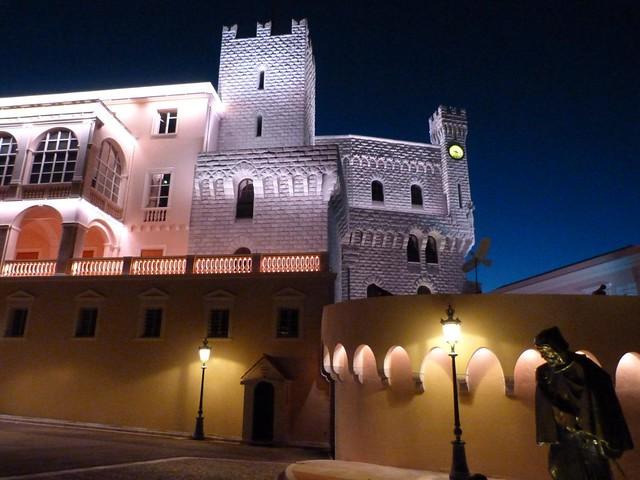 Castillo de Mónaco