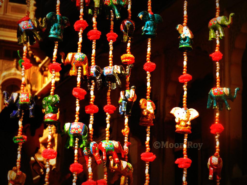trinkets, handicrafts, rajasthan