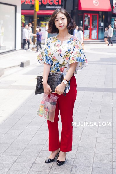 六月韓國街拍 21