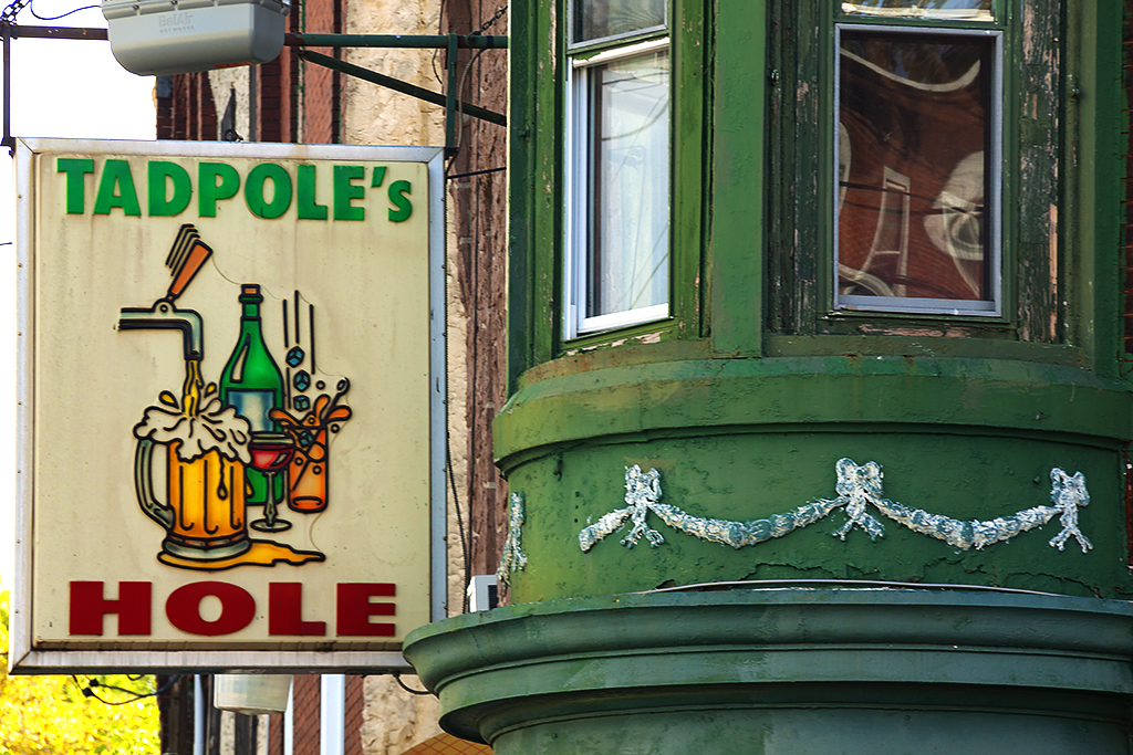 TADPOLE'S HOLE--Cecil B Moore