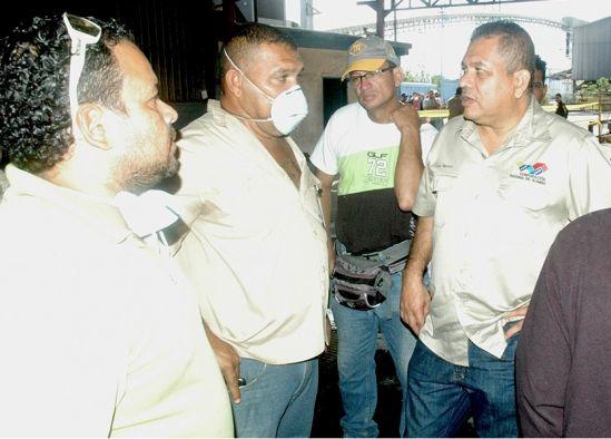 Trabajador de ALCASA muere tras explosión de bombona de oxígeno
