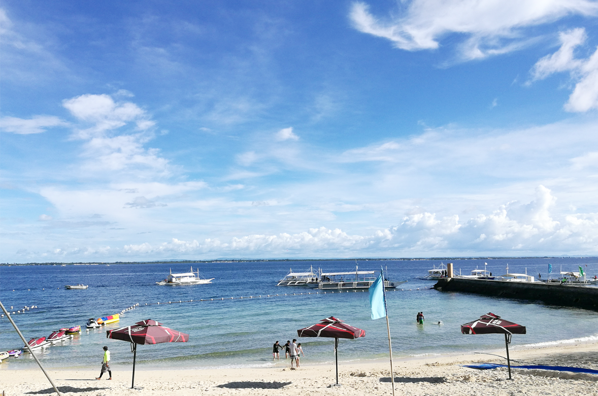 Mactan Newtown Beach is Finally Open