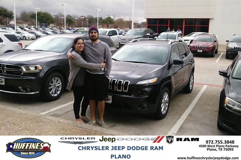 Happy Anniversary To Daniel On Your Jeep Cherokee From A