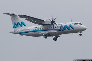 Aeromar ATR 42-600 cn 1212 F-WWLQ // XA-UYL