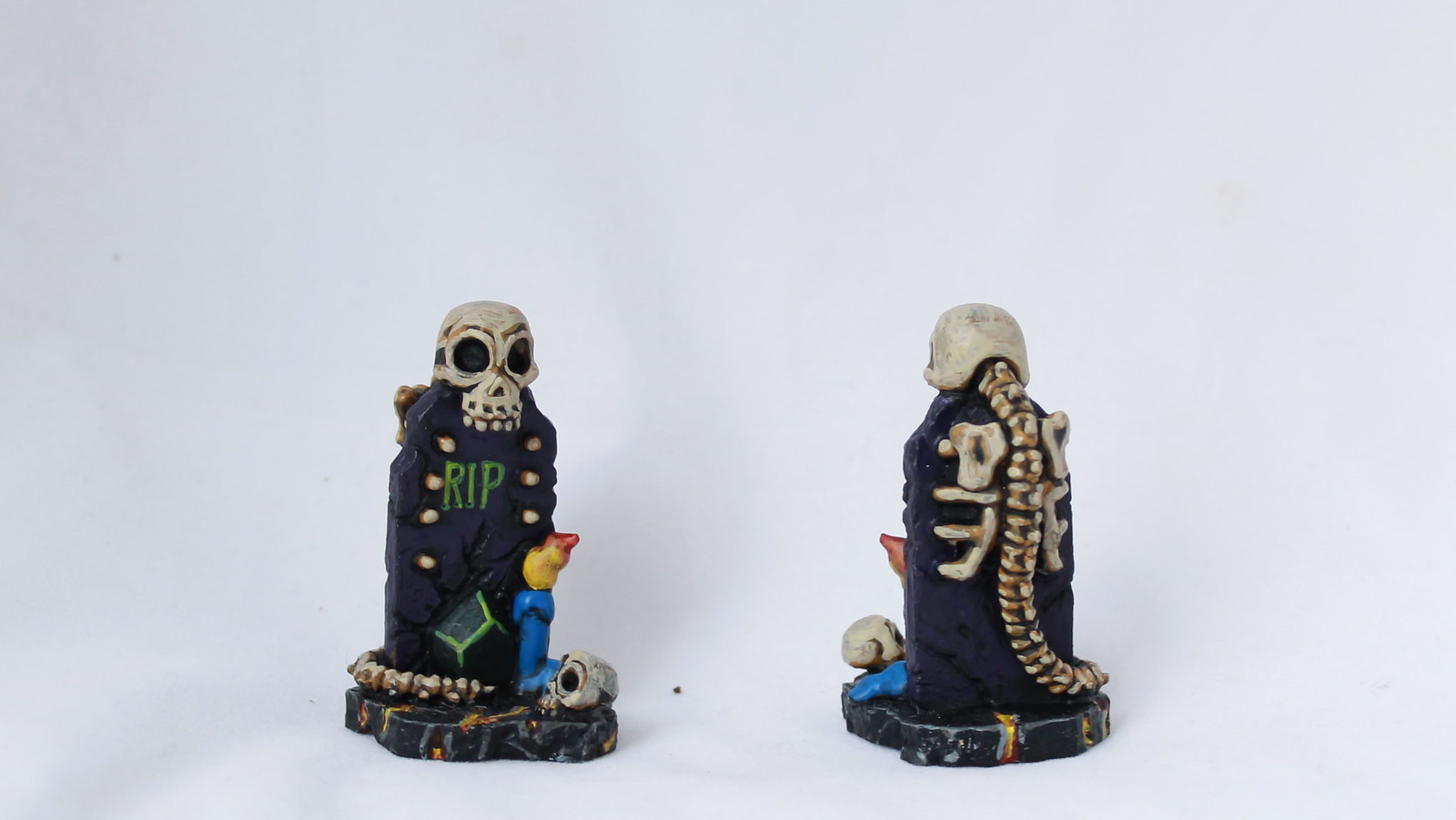 Super Dungeon Explore Shallow Grave Undead Skeletons Spawning Point Painted Chibi