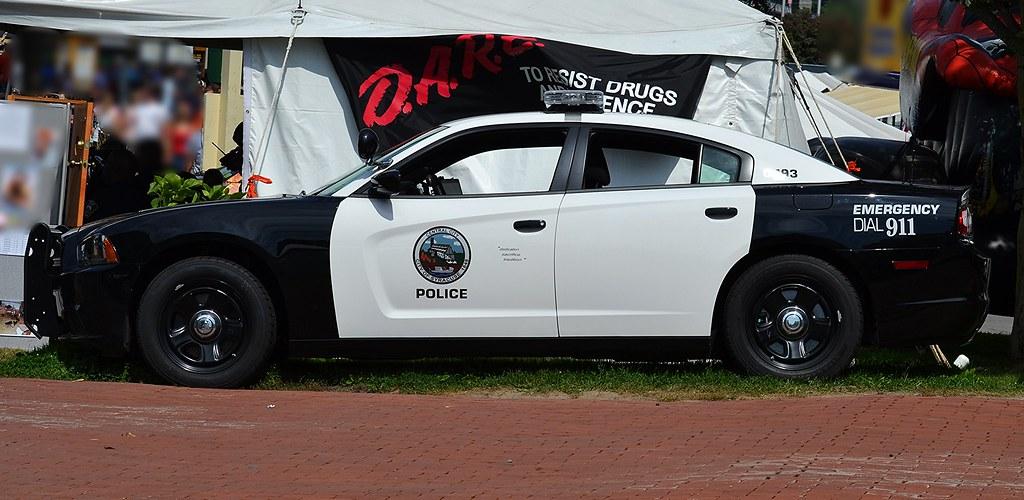Syracuse Ny Police Dodge Charger Unit 0493 Syracuse