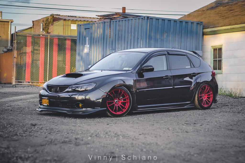 Subaru Wrx Forum >> Subaru WRX on Rays Gram Lights 57XTREME | www.heavytruckphot… | Flickr