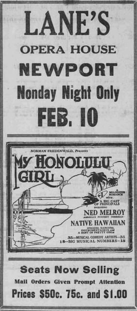 My Honolulu Girl