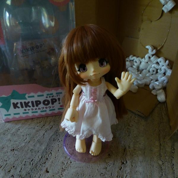 Kikipop vinyl: Gélule parée pour l'hiver 29923923434_edd532646f_o