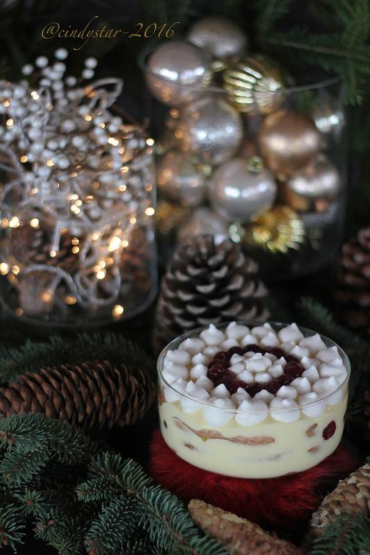 tiramisu natalizio