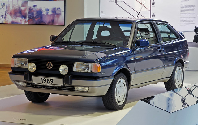 VW Gol GTi, the base chassis for the PAG modded cars.