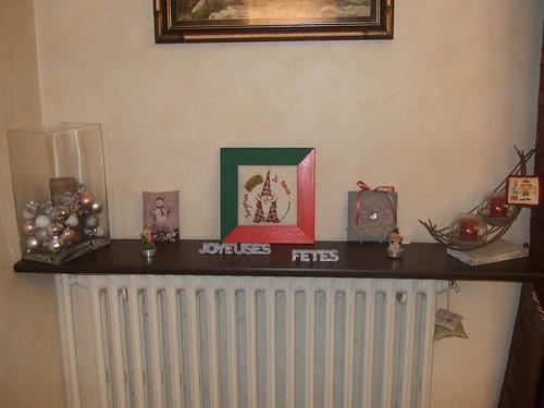 Ma décoration de Noël -fin