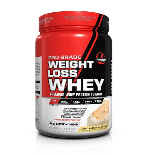 Whey protein powder weight loss