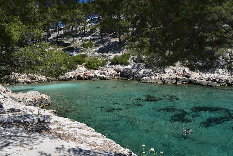 Calanques de Cassis Port Miou et Port Pin