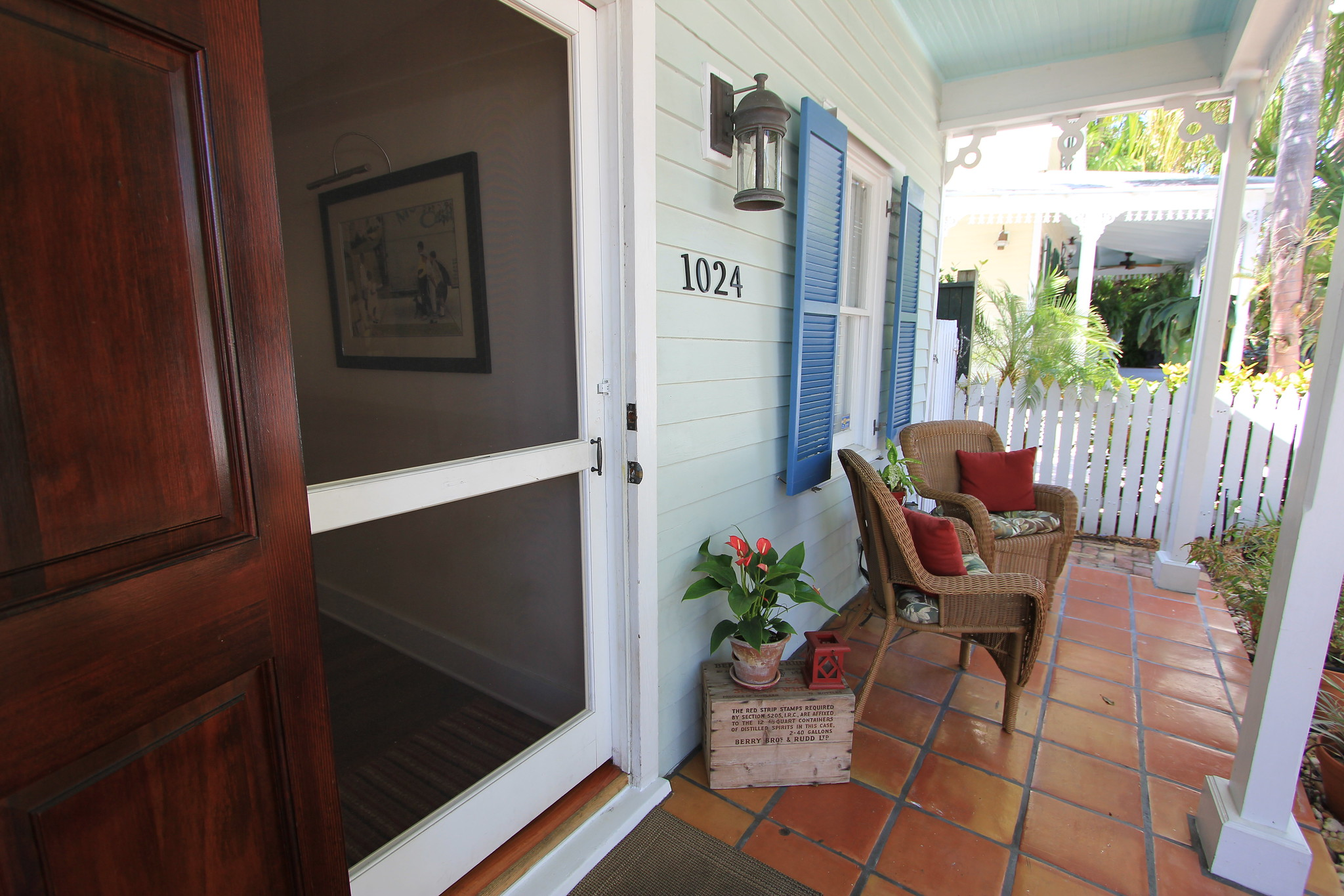 Key West Properties 1024 Southard Street Key West A