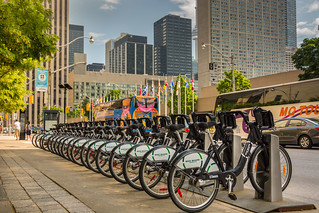 Toronto Bike Share | by Maurice P.