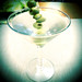 Six Olives And A Fistful Of Gin
