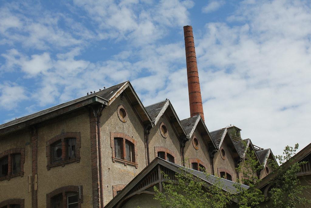 Ancienne usine abadie le theil huisne tourisme en val d 39 huisne flickr - Acheter ancienne usine ...