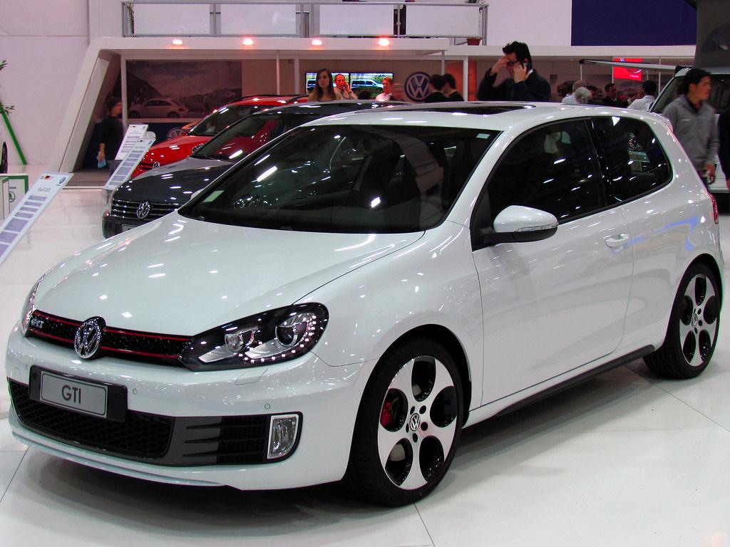 Volkswagen Golf Gti 2013 Rl Gnzlz Flickr