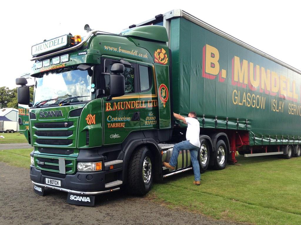 B Mundell Motors At Truckfest Scotland Euan Urquhart