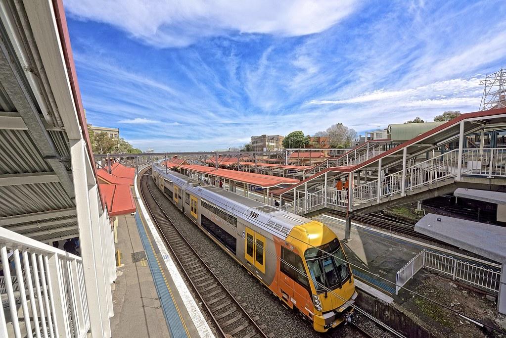 redfern station - photo #24