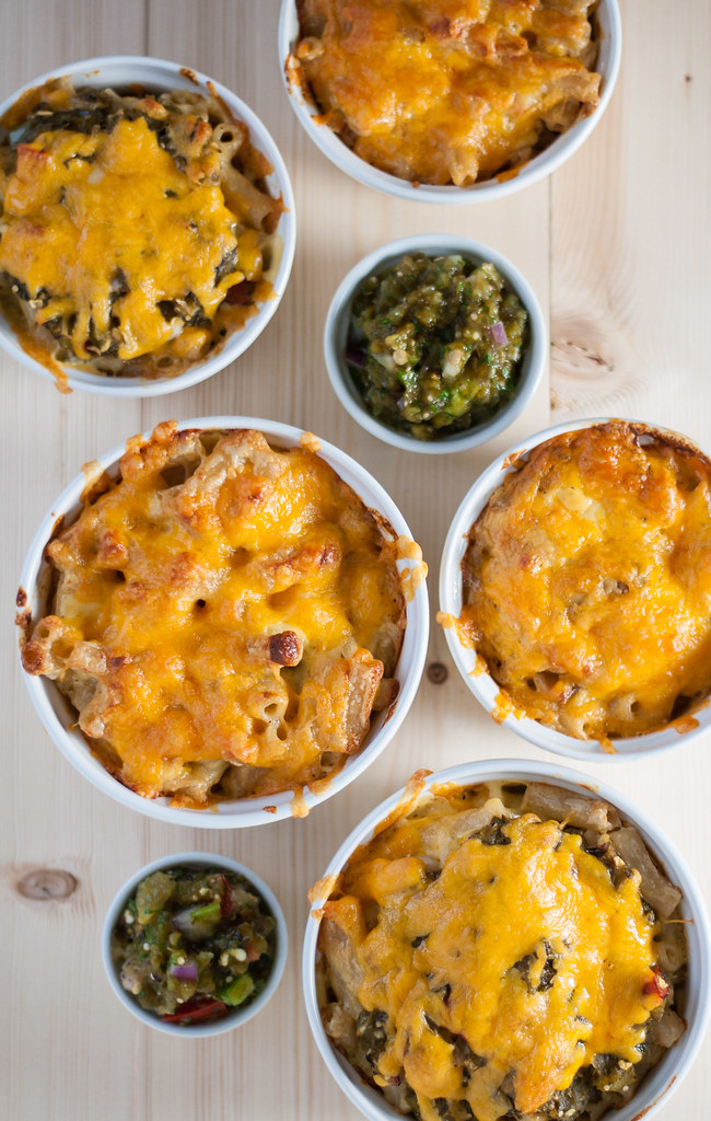 10 healthy summer dinners (like gf loaded vegetable mac and cheese)