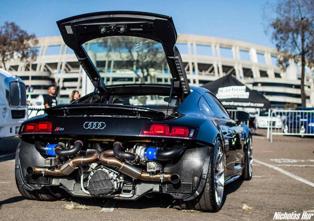 Audi R8 Twin Turbo Www Facebook Com Nhurcarphotog