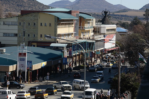 Maseru City | by World Bank Photo Collection