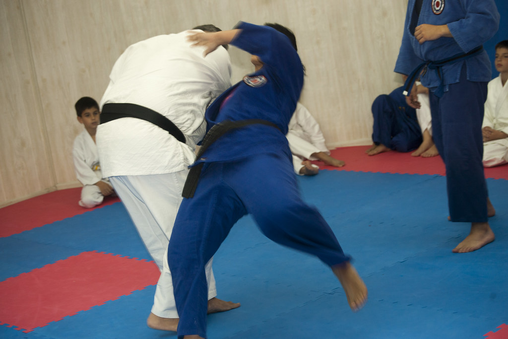 Jyoshinkan Dojo Traditional Martial Arts Karate Judo