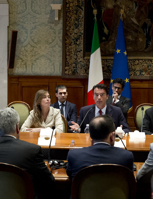 Photo for Oggi al parlamento italiano