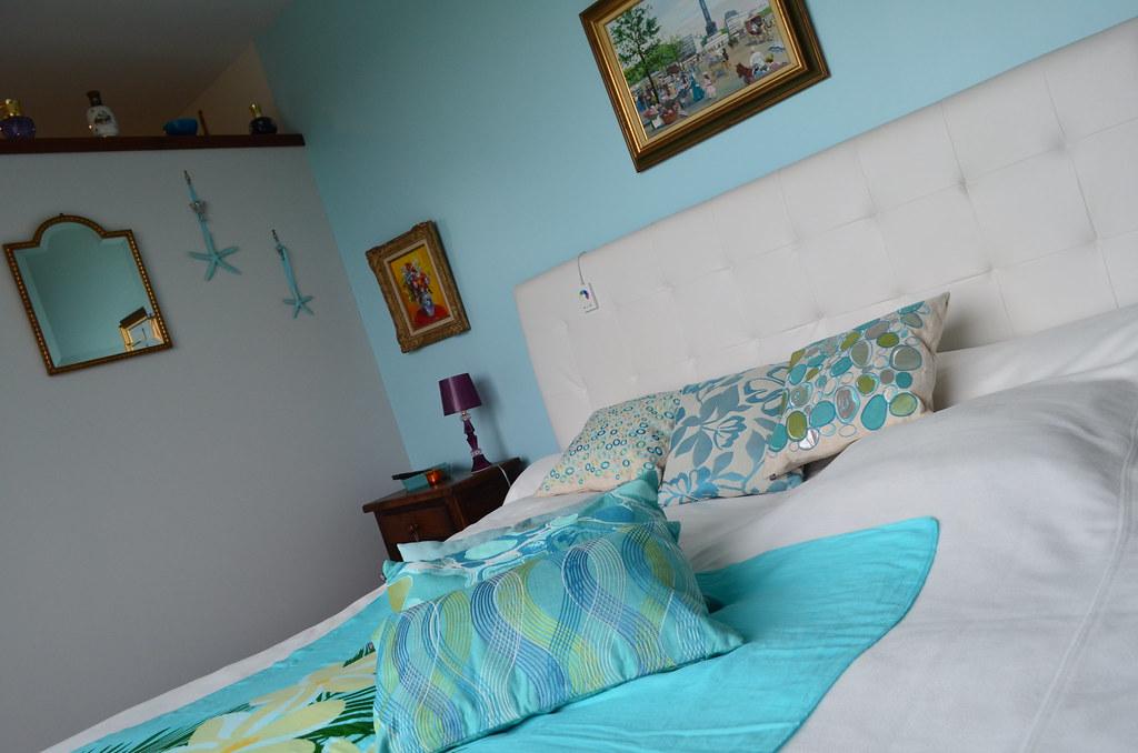 Le homard se marre d co t 2014 chambres d 39 h tes et - Chambre d hote normandie vue sur mer ...