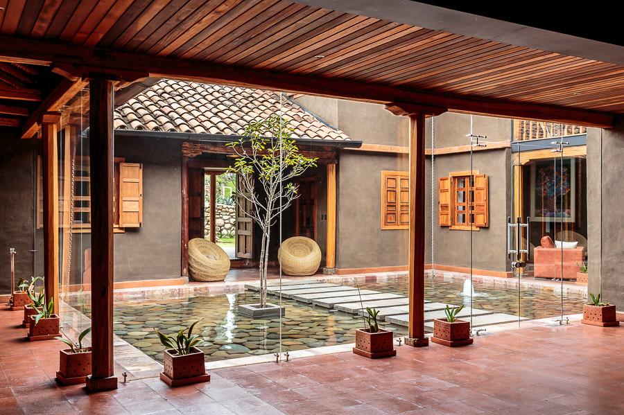 11 casa antigua arq iv n andr s quizhpe cuenca ecuador - Casa campo y jardin ...