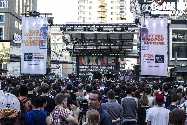 Danny Brown @ YDS NXNE 2014