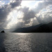 Early morning clouds over Tioman Island