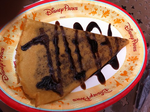 crepe in frnach
